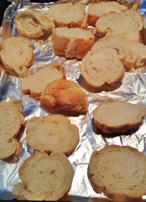 farinha de rosca caseira