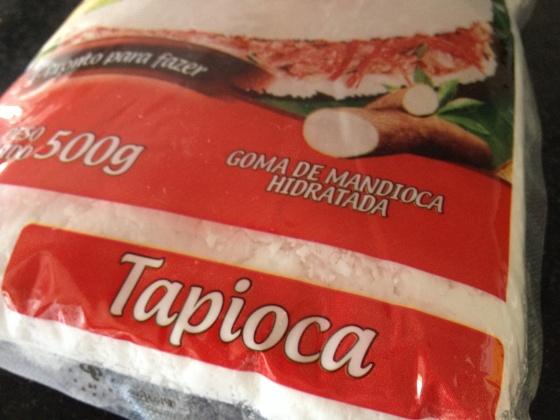 tapioca receita