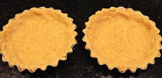 torta de limão prática
