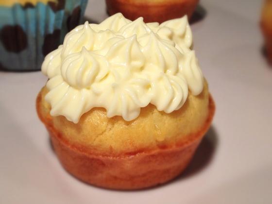 cupcake salgado de queijo