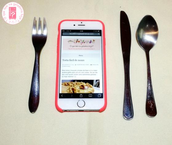 Jantar sem celular
