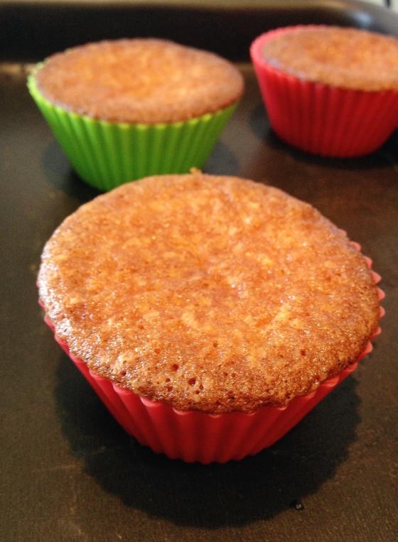 cupcakes chocotone