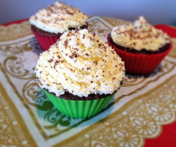 cupcake chocotone