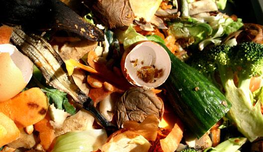 como reciclar sobras de alimentos